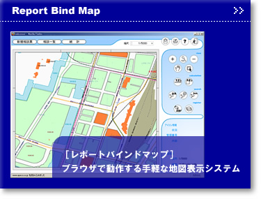 Report Bind Map